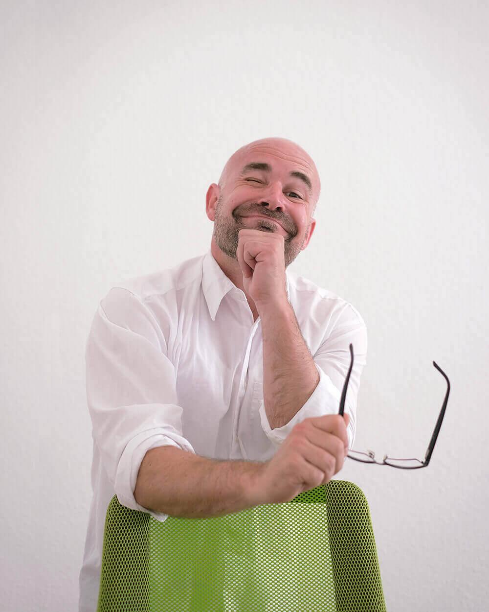 Holger Rückert - Geschäftsleitung, Onlinemarketing, SEO