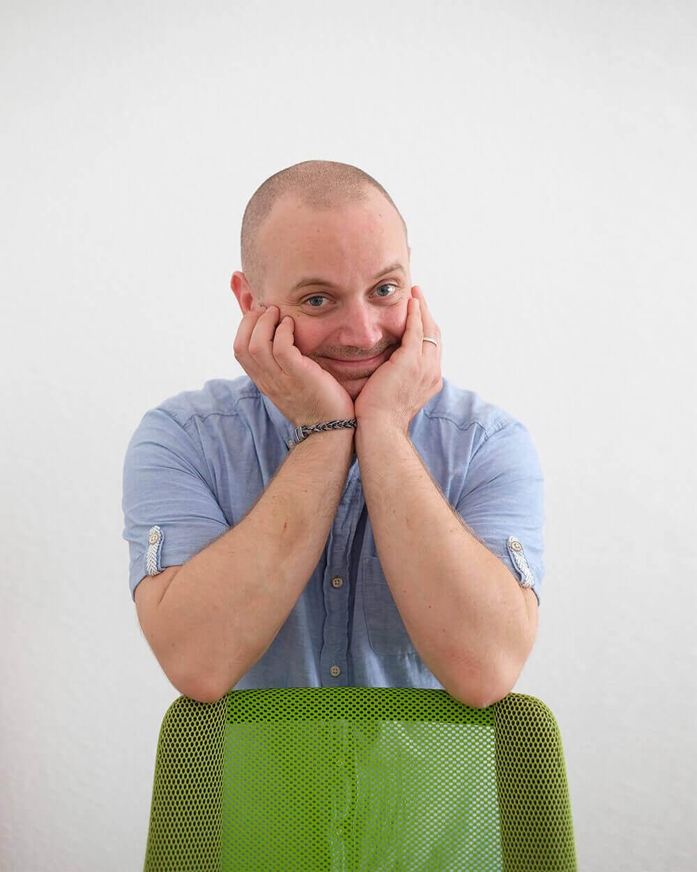 Sebastian Mohila - Geschäftsleitung, Programmierung